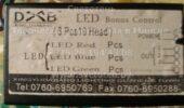 Лед контроллер DAB 10+6 (Led bonus control)